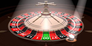 Amerikaans roulette wiel